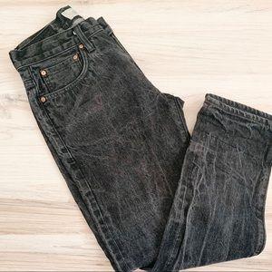 Jack Spade Jeans - Jack Spade Cone Denim White Oak Gray Wash Jeans